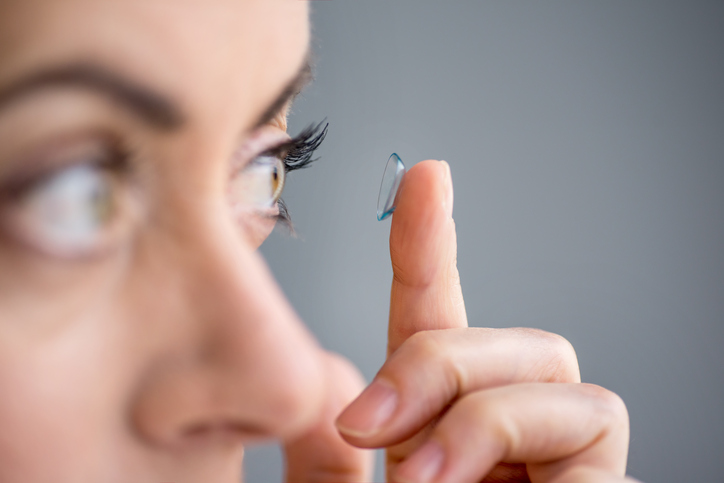 Contact Lenses to Match Your Lifestyle
